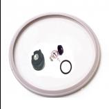 [휘슬러]구형압력솥 압력부품세트(유니메틱형)